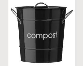 Black Kitchen Compost Bin feature image
