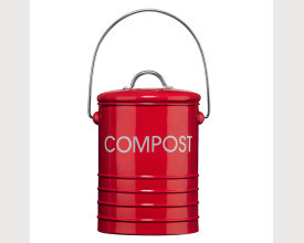 Red Compost Bin feature image