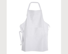 White Catering Apron £4.50 feature image