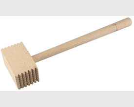 Wooden Meat Mallet feature image