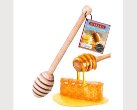 Wooden Honey Dipper feature image