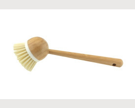 Wooden Wash Up Brush feature image