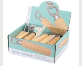 Wooden Handled Bottle Opener feature image