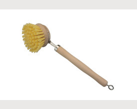 Traditional Wooden Wash Up Brush 98p feature image