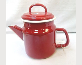 Dexam Vintage Home Claret Red Tea or Coffee Pot feature image