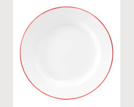 Homecook Enamelware Red and White Enamel Plates From £1.46 feature image