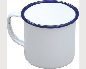 Falcon Housewares 6cm Blue and White Espresso Mug From £1.35 feature image