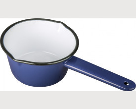 Falcon Housewares 14cm Blue Enamel Pan £3.47 feature image