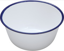 Falcon Housewares Blue and White Enamel Pudding Basins feature image