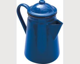 Falcon Housewares Large Blue Enamel Coffee Pot feature image