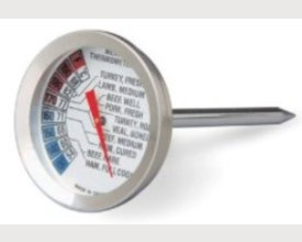 Tala Meat Stainless Steel Thermometer feature image