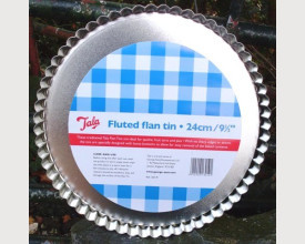 Tala 24cm Fluted Flan Tin feature image