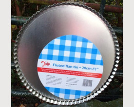 Tala 28cm Fluted Flan Tin feature image