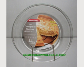 Ovenpro Glass Ovenproof Pie Plate £2.65 feature image