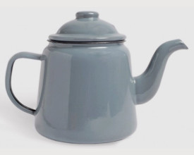 Homecook Large Grey Enamel Tea Pot feature image