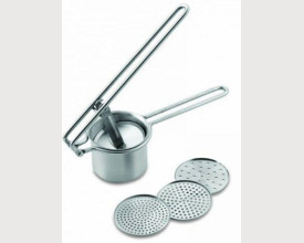 Stainless Steel Potato Ricer feature image