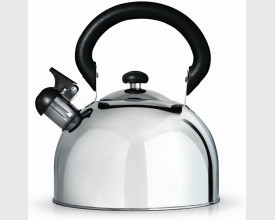 Stainless Steel 3 litre Stove Top Whistling Kettle feature image