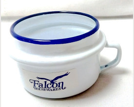 Falcon Housewares 9cm Blue and White Cup feature image