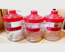 Glass Canister Set feature image