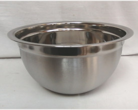 Steelex Stainless Steel 26cm Mixing Bowl feature image