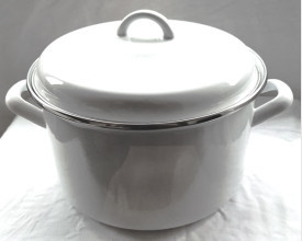 Premier 16cm White Casserole Pot feature image