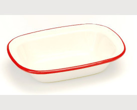 Falcon Housewares Red and Cream Oblong Pie Dishes From £1.65 feature image