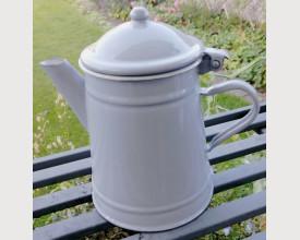 Rustic Grey Enamel Coffee Pot £5.00 feature image