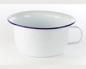 Falcon Housewares Blue and White Chamber Pot feature image
